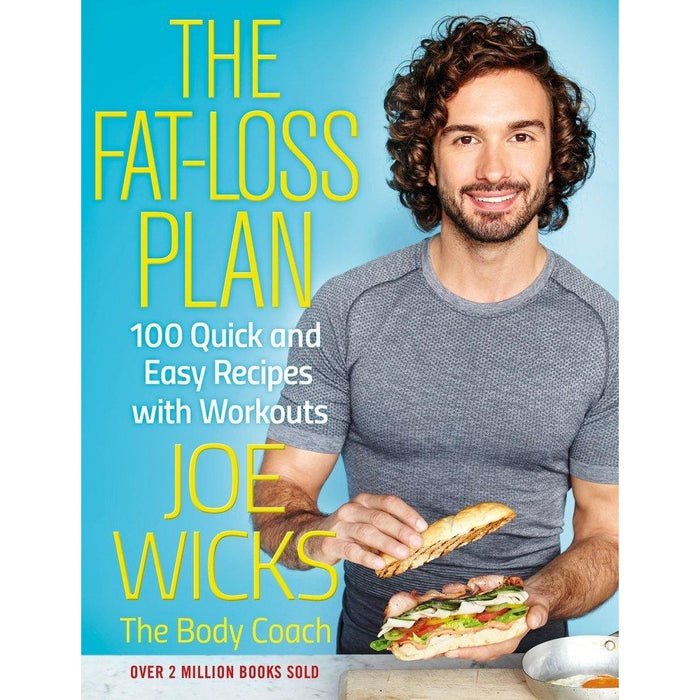 The Fat Loss Plan, Get Lean And Strong 2 Books Collection Set - The Book Bundle