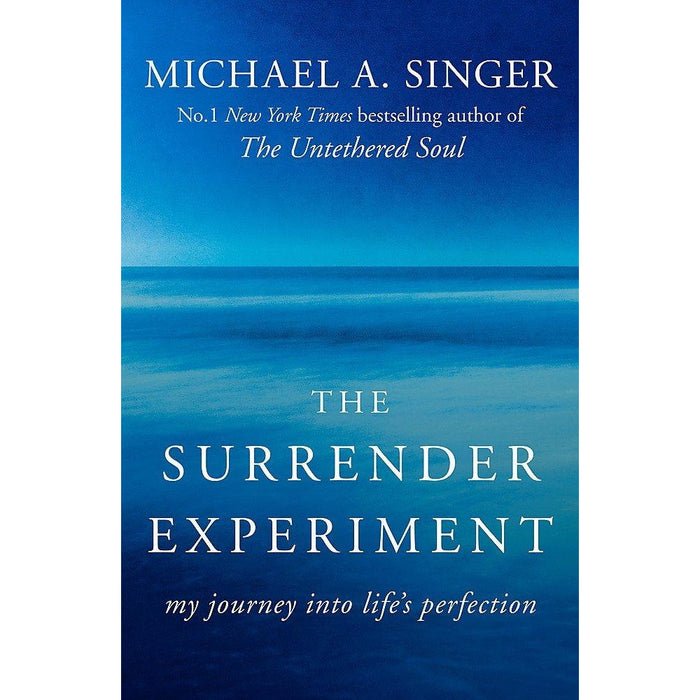 Michael a. singer 2 books collection set-(surrender experiment,untethered soul) - The Book Bundle