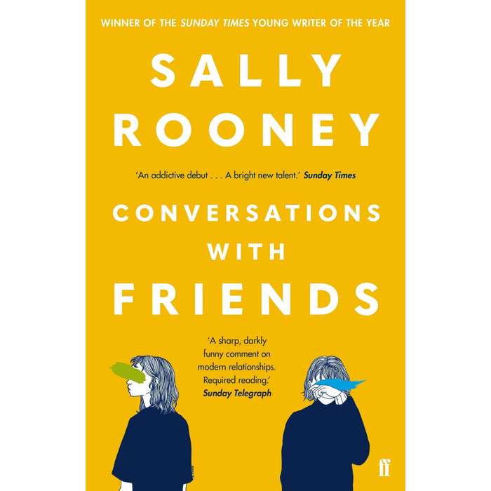 Sally Rooney 3 Books Collection Set ( Normal People, Conversations with Friends,Mr Salary) - The Book Bundle