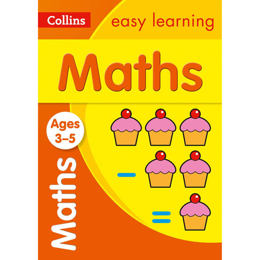 Maths Ages 3-5: Ideal for Home Learning - The Book Bundle