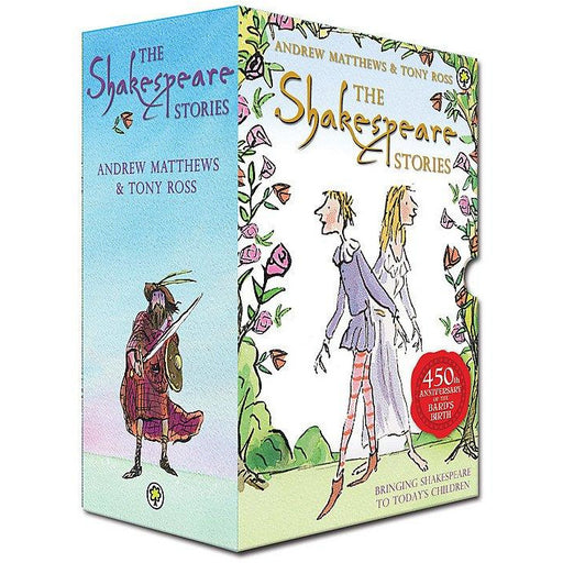 The Shakespeare Stories (Includes 16 books) - The Book Bundle