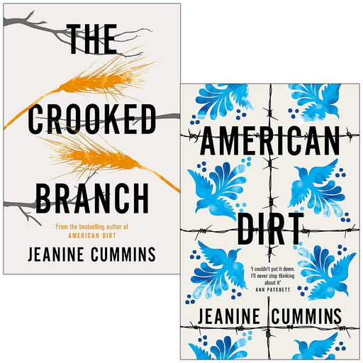 The Crooked Branch & American Dirt By Jeanine Cummins 2 Books Collection Set - The Book Bundle