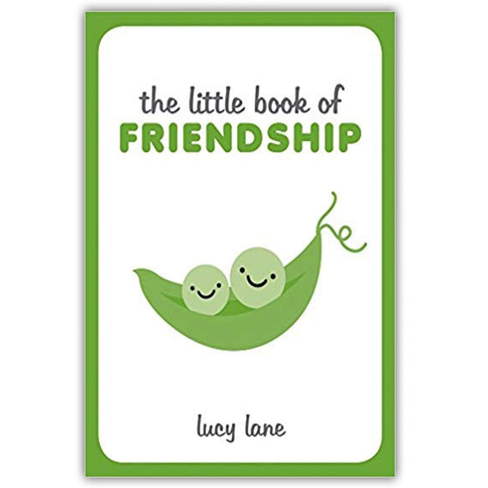 Lucy Lane The Little Book Collection 3 Books Set (Positivity, Friendship, Happiness) - The Book Bundle