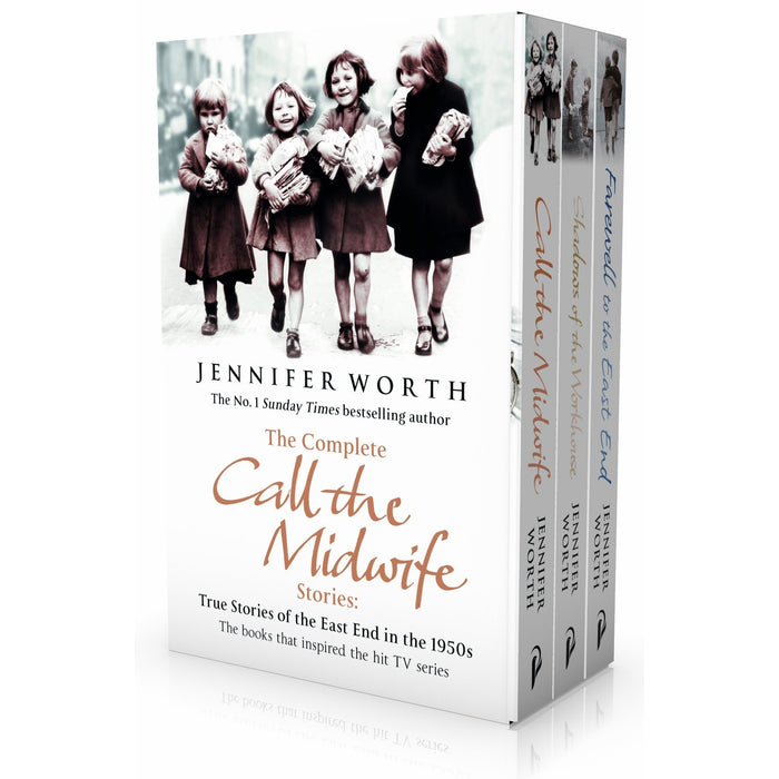 The Complete Call the Midwife Stories: True Stories of the East End in the 1950s - The Book Bundle