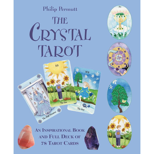 The Crystal Tarot - The Book Bundle