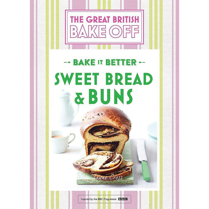 Great British Bake  , Get Baking for , Bake  , Bake It  4 Books Collection Set - The Book Bundle