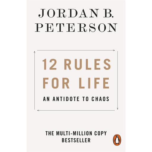 12 Rules for Life: An Antidote to Chaos - The Book Bundle
