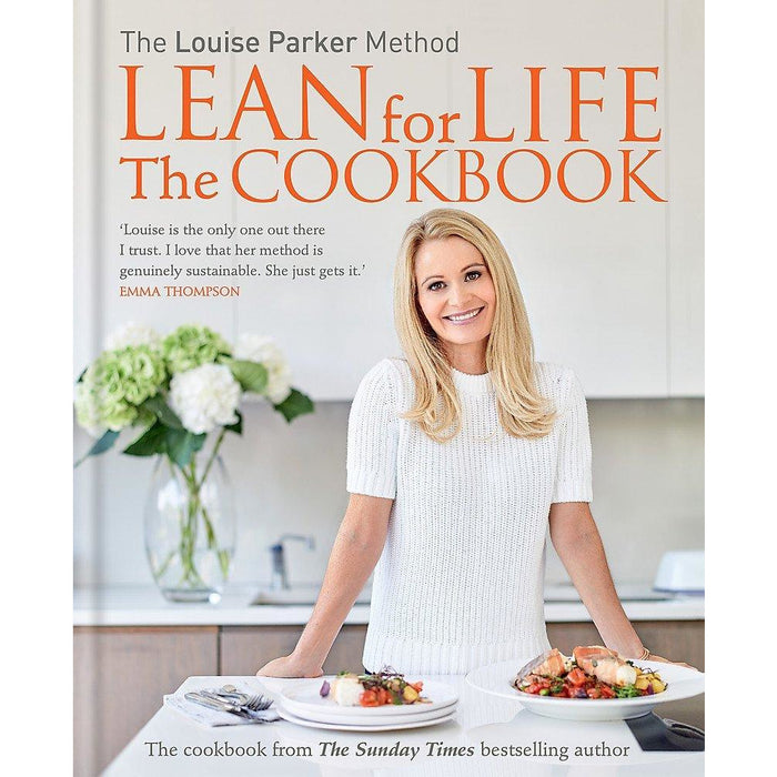Gino's Italian Express, The Louise Parker Method Lean for Life 2 Books Collection Set - The Book Bundle