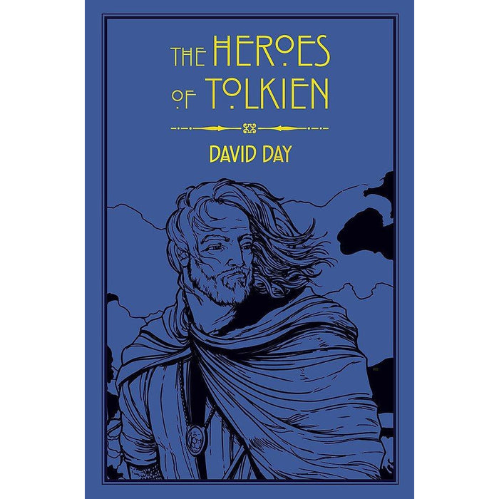 The Hobbits of Tolkien, The Dark Powers of Tolkien, The Heroes of Tolkien 3 Books Collection Set - The Book Bundle