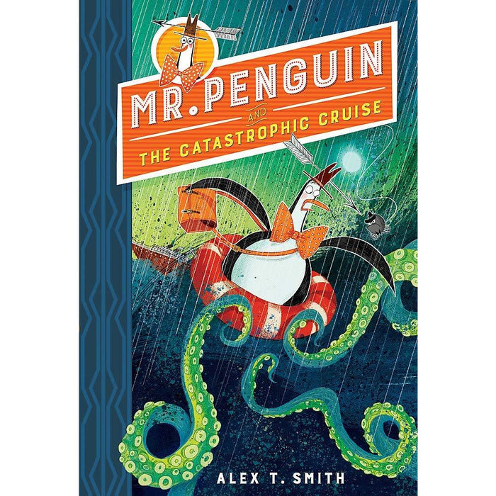 Mr Penguin Series 3 Books Collection Set By Alex T. Smith - The Book Bundle