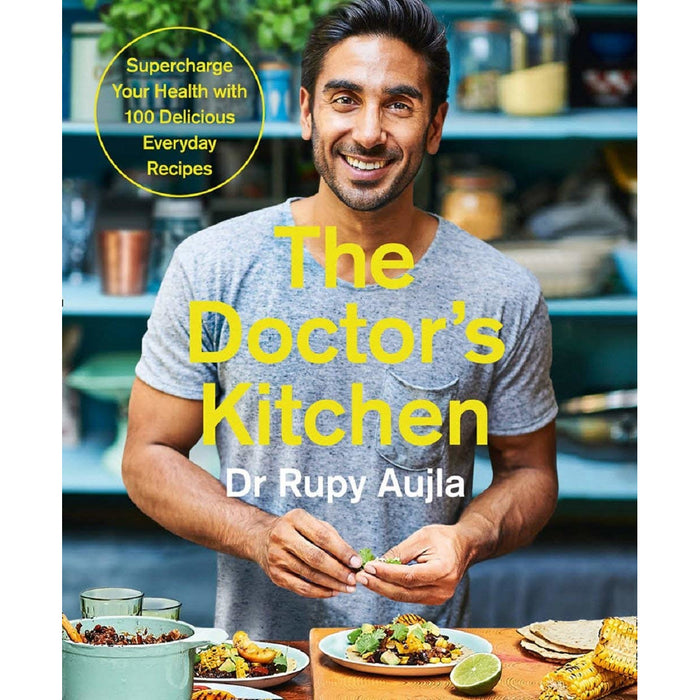 The Doctors ,Tasty,Healthy Medic, Whole Food, Hidden, Doctors Kitchen 6 Books Collection Set - The Book Bundle