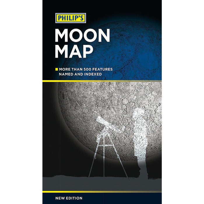 Philip's Moon Map - The Book Bundle