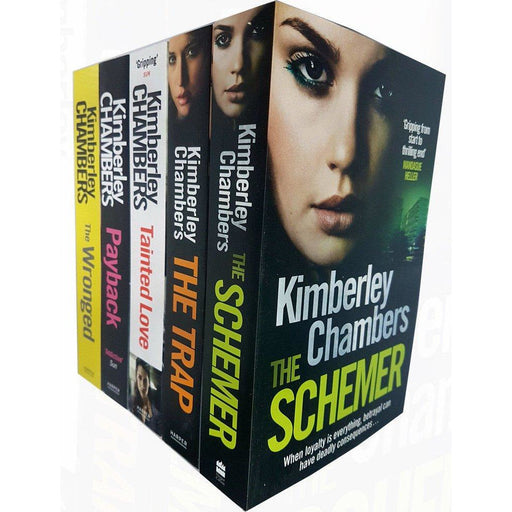 Kimberley chambers collection 5 books set - The Book Bundle