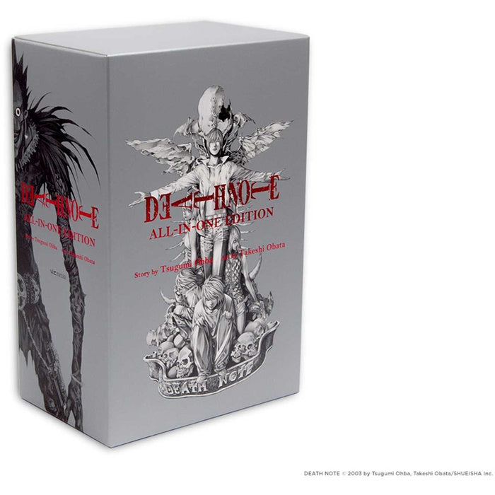 Death Note (All-in-One Edition) - The Book Bundle