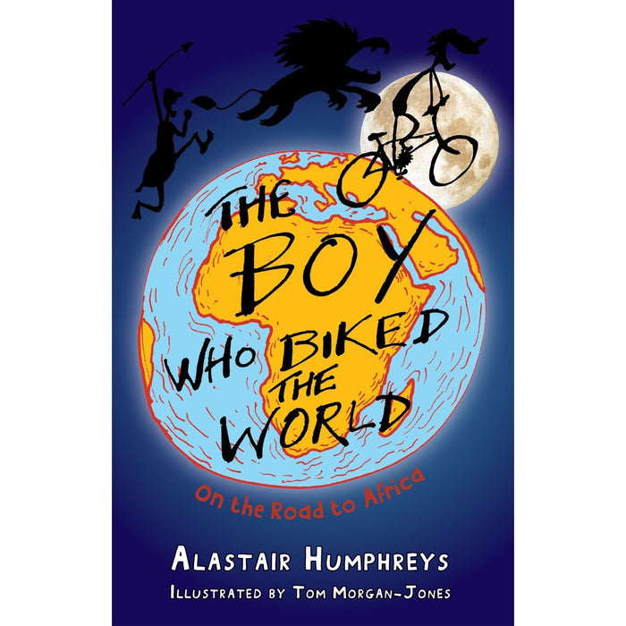 Alastair Humphreys Collection The Boy Who Biked the World 3 Books Bundle - The Book Bundle