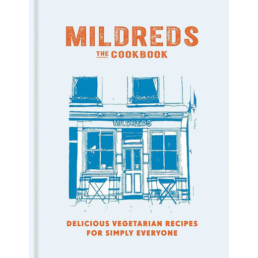 Mildreds: The Vegetarian Cookbook By  Daniel Acevedo Hardcover NEW - The Book Bundle