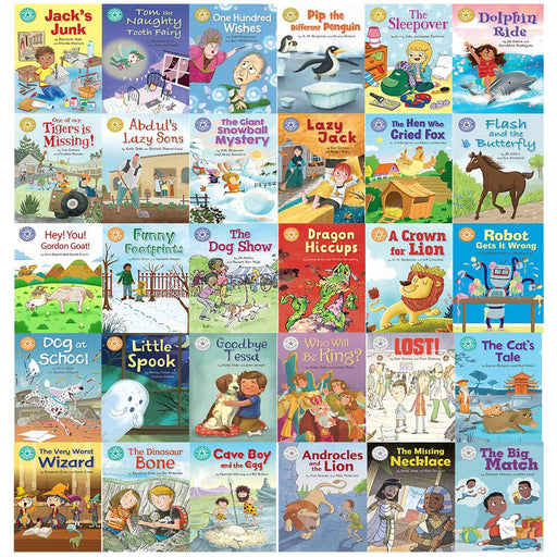 Reading Champion Collection 30 Books Set - The Book Bundle