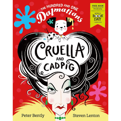 The Hundred and One Dalmatians: Cruella and Cadpig – World Book Day 2019 - The Book Bundle