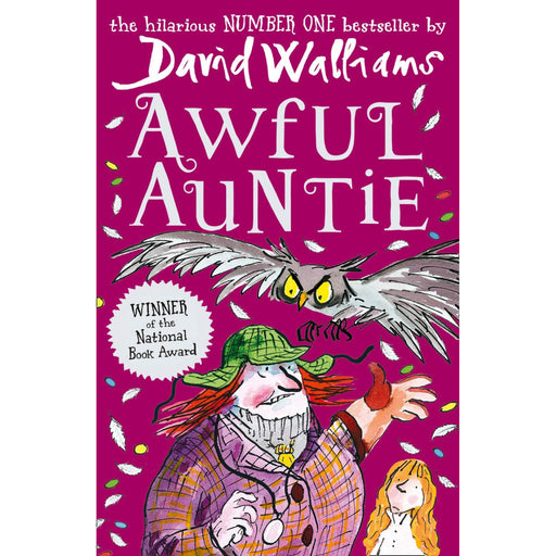 Awful Auntie - The Book Bundle