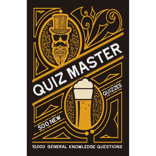 Collins Quiz Master: 10,000 general knowledge questions - The Book Bundle