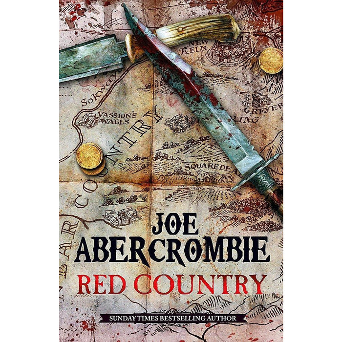 Joe abercrombie first law series 3 books collection set - The Book Bundle