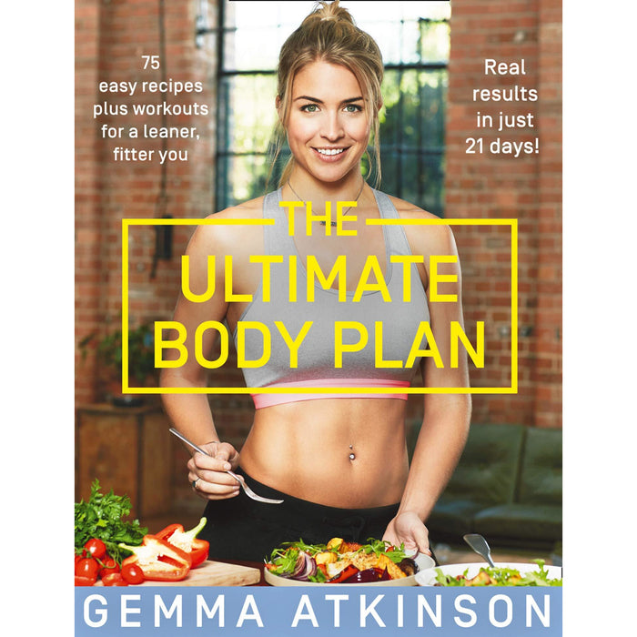The Ultimate Body Plan - The Book Bundle