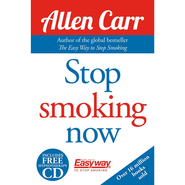 allen carr collection 3 books set (the easy way for women to lose weight, lose weight now: the easy way, stop smoking now) - The Book Bundle