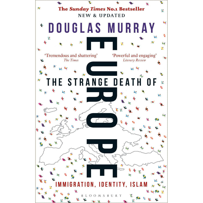 Douglas Murray Collection 2 Books Set (The Strange Death of Europe, The Madness of Crowds [Hardcover]) - The Book Bundle