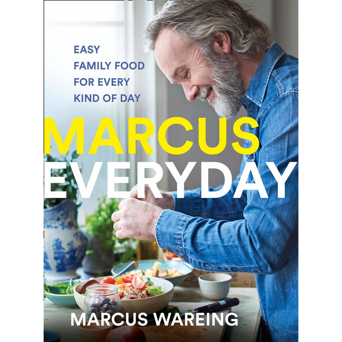 Marcus Wareing Collection 2 Books Set (Marcus Everyday, New Classics) - The Book Bundle