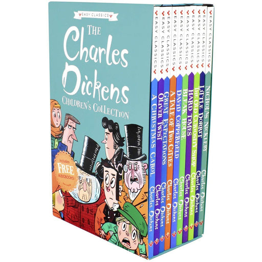The Charles Dickens Children's Collection 10 Books Set - The Book Bundle