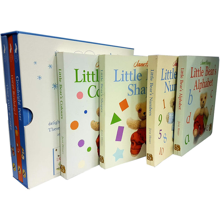 Peter Rabbit and Old Bear 7 Books Collection Set - The Book Bundle