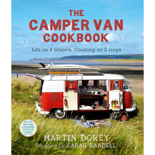 The Camper Van Cookbook: Life on 4 wheels, Cooking on 2 rings - The Book Bundle