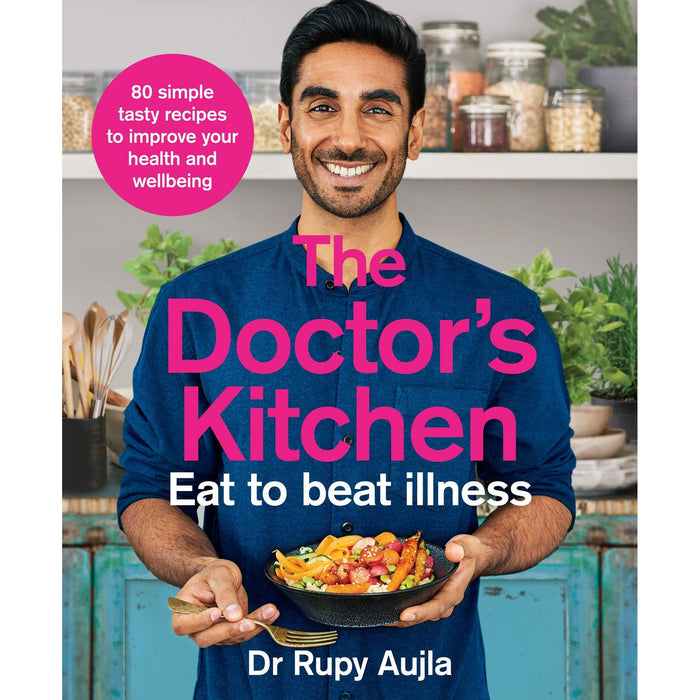 The Doctor's Kitchen - Eat to Beat Illness - The Book Bundle