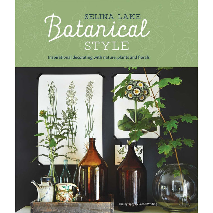 In the Mood for Colour and Botanical Style 2 Books Bundle Collection Set - The Book Bundle