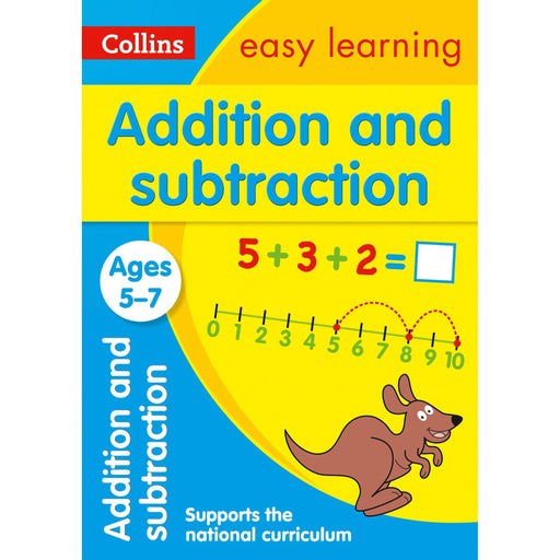Addition and Subtraction Ages 5-7: Ideal for Home Learning - The Book Bundle