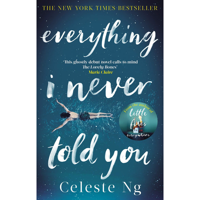 Celeste Ng Collection 2 Books Set (Everything I Never Told You, Little Fires Everywhere) - The Book Bundle