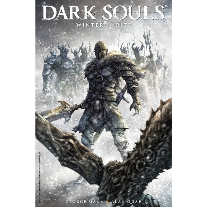 Dark Souls: Winter's Spite - The Book Bundle