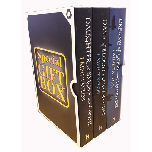 Daughter of smoke and bone trilogy collection 3 books box set - The Book Bundle