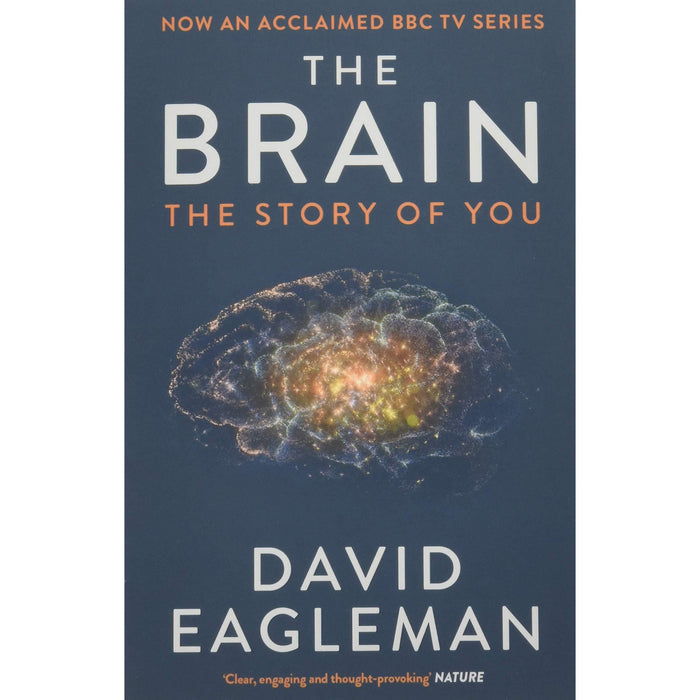 The Brain: The Story of You - The Book Bundle