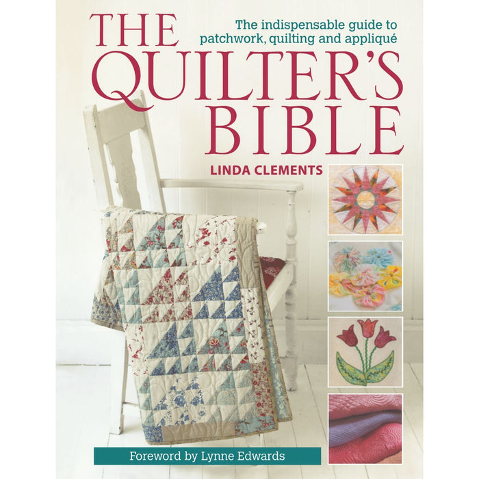 The Essential Sampler Quilt Book and The Quilter's Bible 2 Books Bundle Collection with Gift Journal - How to make a quilt and much more - The Book Bundle