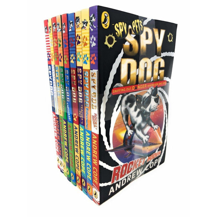 Spy Dog Shrinkwrap TBP - The Book Bundle