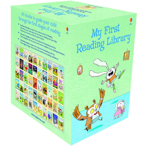 My First Reading Library - The Book Bundle