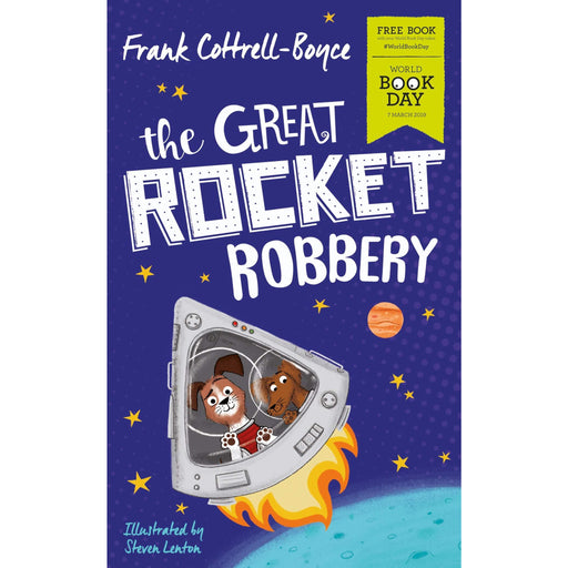 The Great Rocket Robbery: World Book Day 2019 - The Book Bundle
