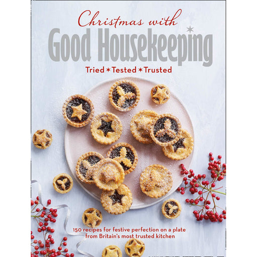 Christmas with Good Housekeeping - The Book Bundle
