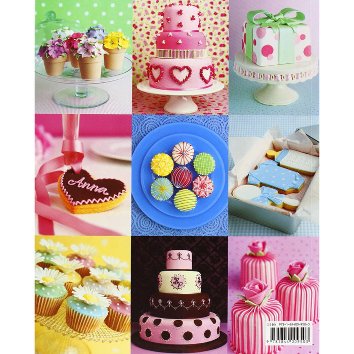 Peggy's Favourite Cakes & Cookies - The Book Bundle