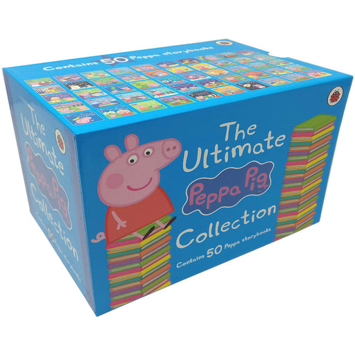 The Ultimate Peppa Pig Collection Set (Peppa's Classic 50 Storybooks Box Set) Paperback - The Book Bundle