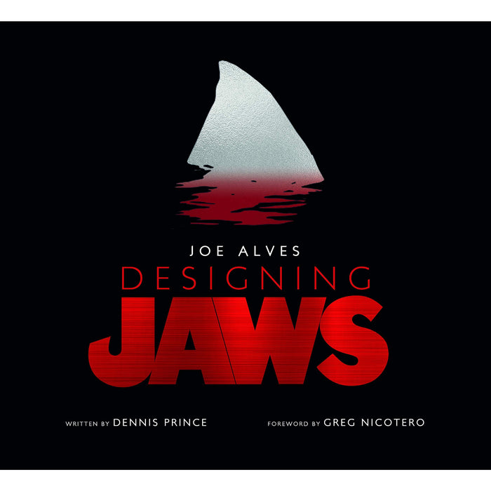 Joe Alves: Designing Jaws - The Book Bundle