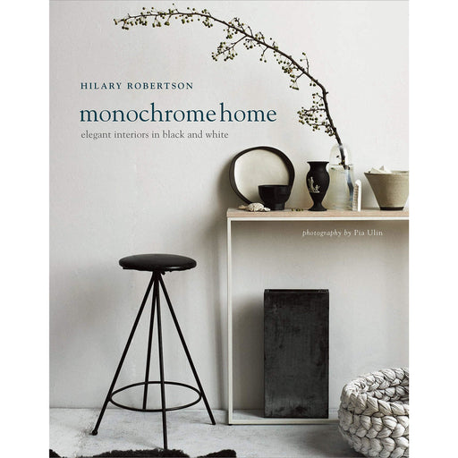 Monochrome Home - Elegant interiors in black and white - The Book Bundle