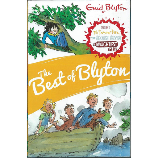 5 of the best Enid Blyton Stories including The Famous Five, the Secret Seven and the Naughtiest Girl - The Book Bundle