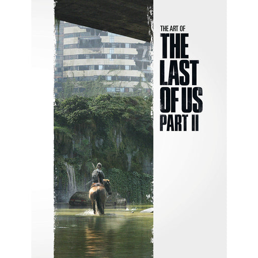 The Art of the Last of Us Part II - The Book Bundle